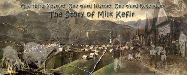 Milk Kefir Story